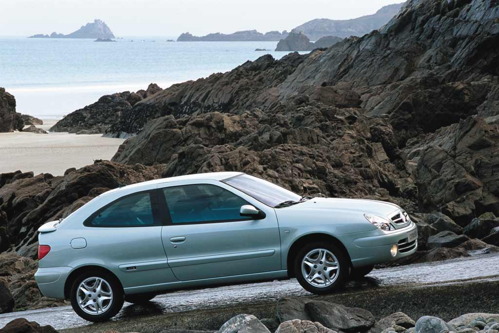 2003 Citroen Xsara Hatchback 5-door