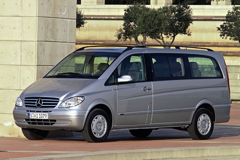 2003 Mercedes-Benz Viano Minivan 5-door