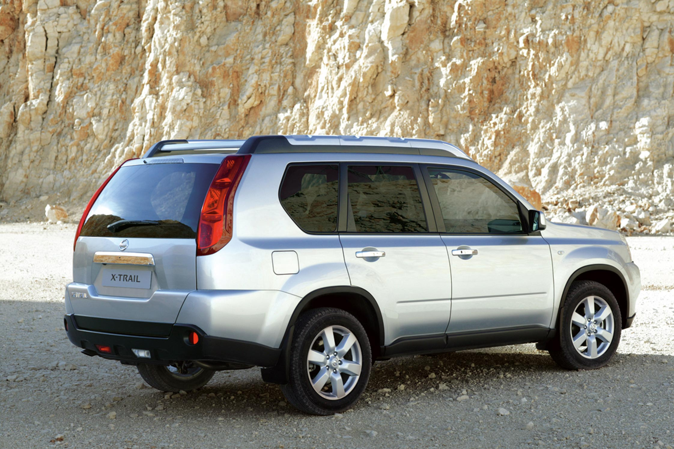 2003 Nissan X-Trail Suv 5-door