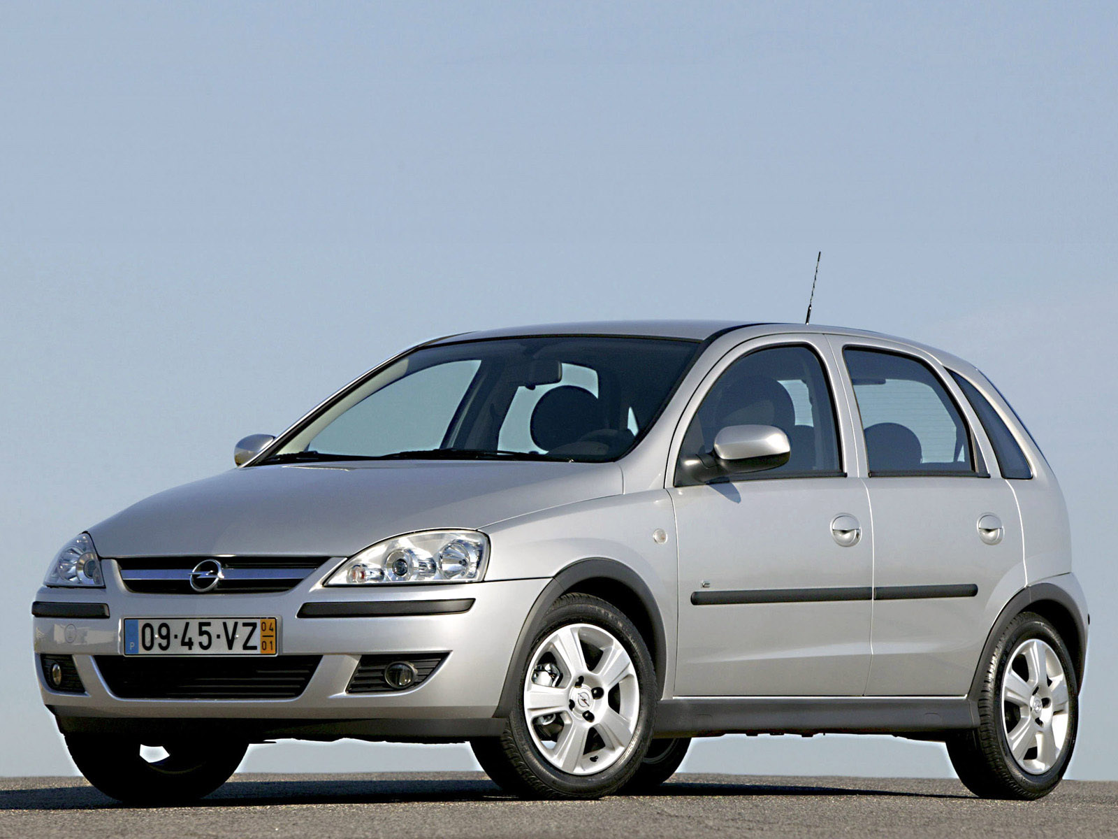 opel corsa cars specifications technical data. Black Bedroom Furniture Sets. Home Design Ideas