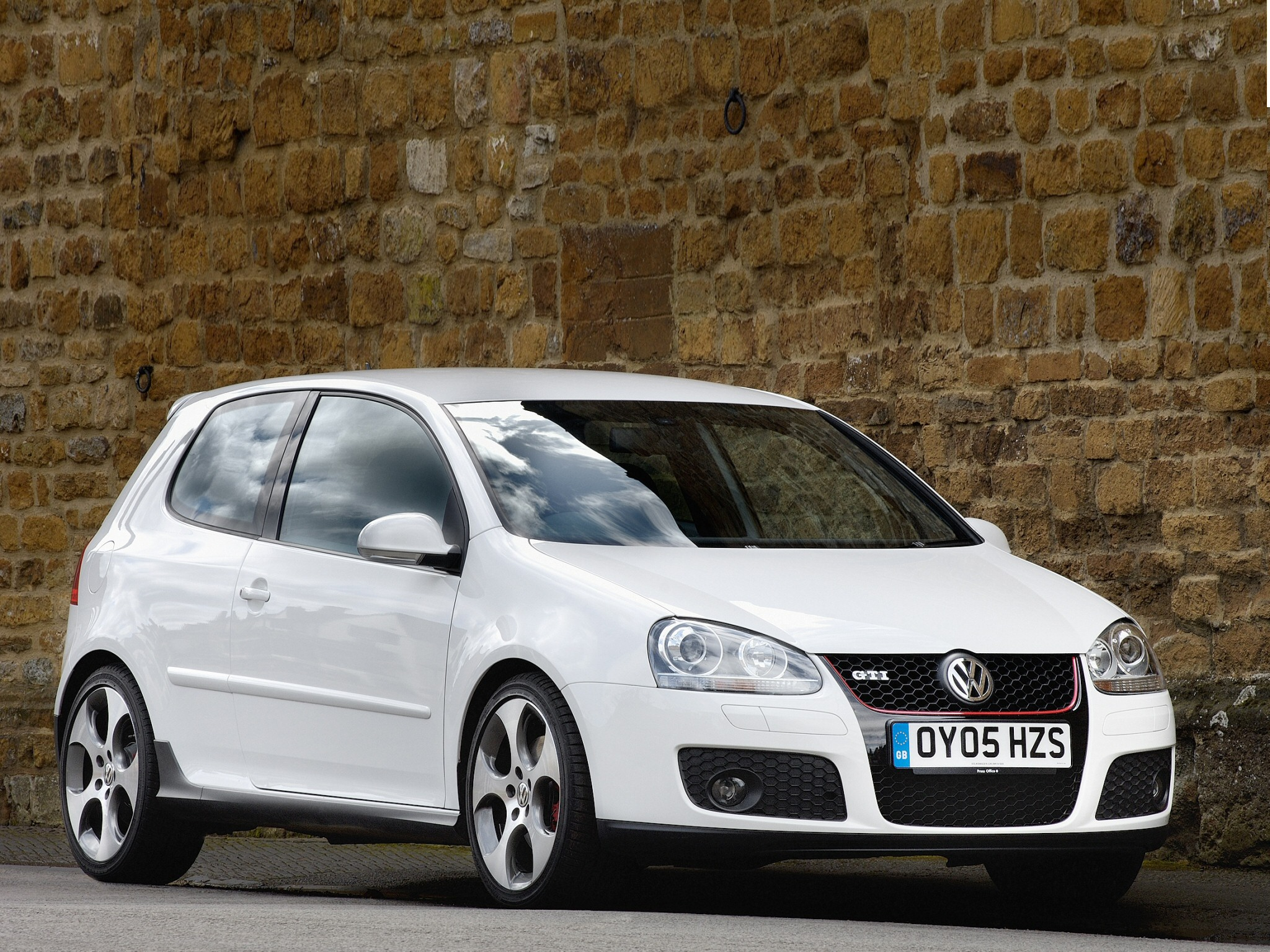 2003 Volkswagen Golf Hatchback 3-door