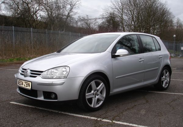 2003 Volkswagen Golf Hatchback 5-door