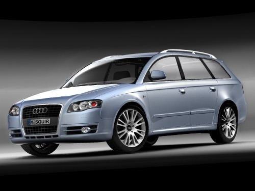 2004 Audi A4 Avant Wagon 5-door