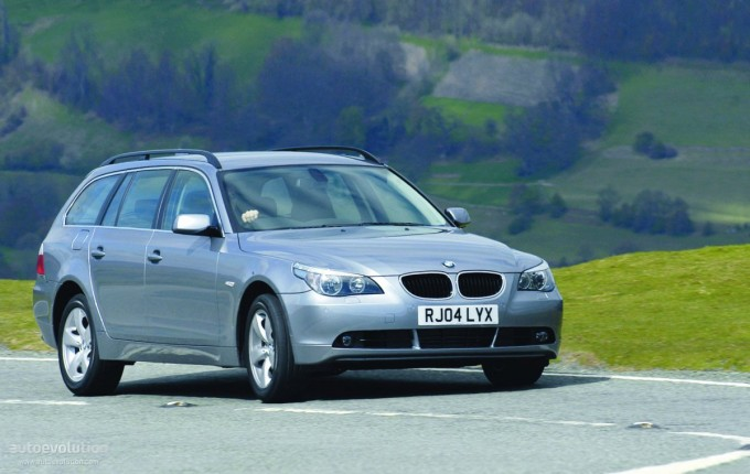 2004 BMW 5-serie Touring Wagon 5-door