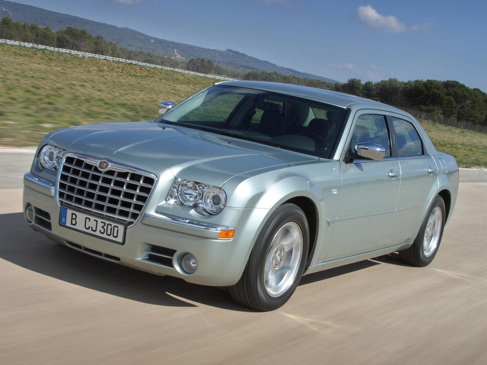 2004 Chrysler 300C Sedan 4-door