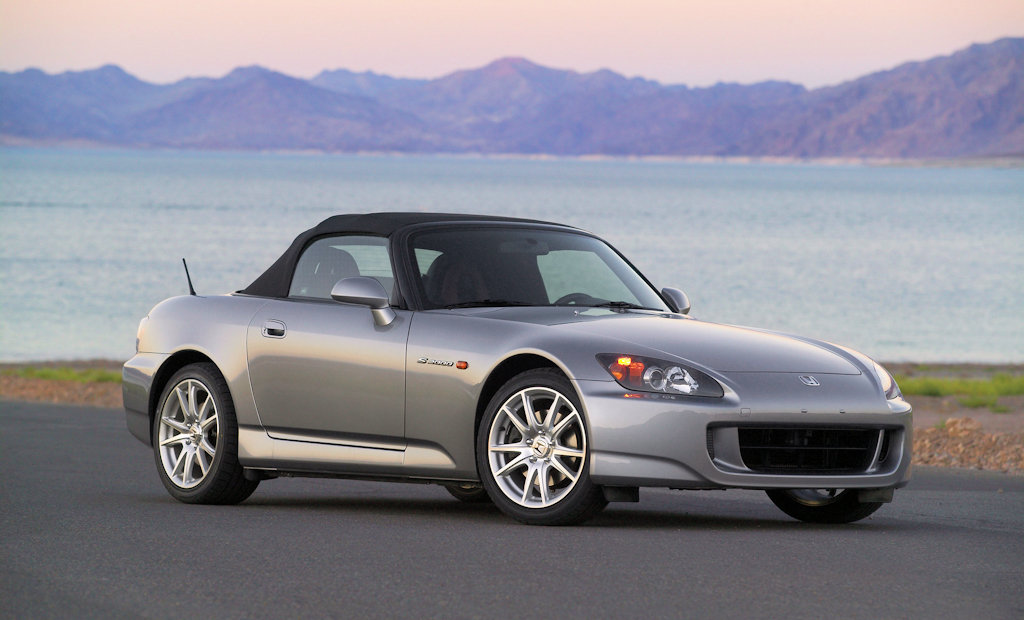 2004 Honda S2000 Convertible 2-door