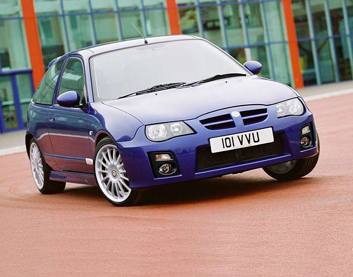 2004 MG ZR Hatchback 3-door
