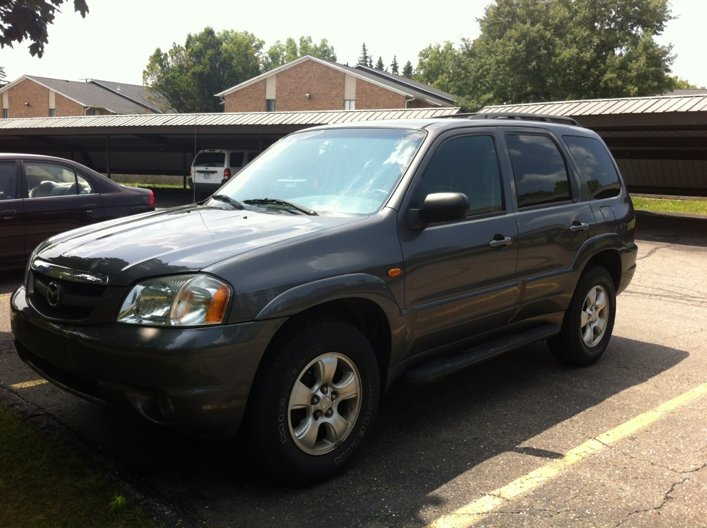 2004 Mazda Tribute Suv 5-door