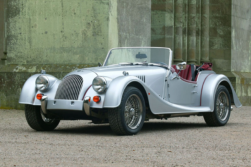 2004 Morgan Roadster Convertible 2-door