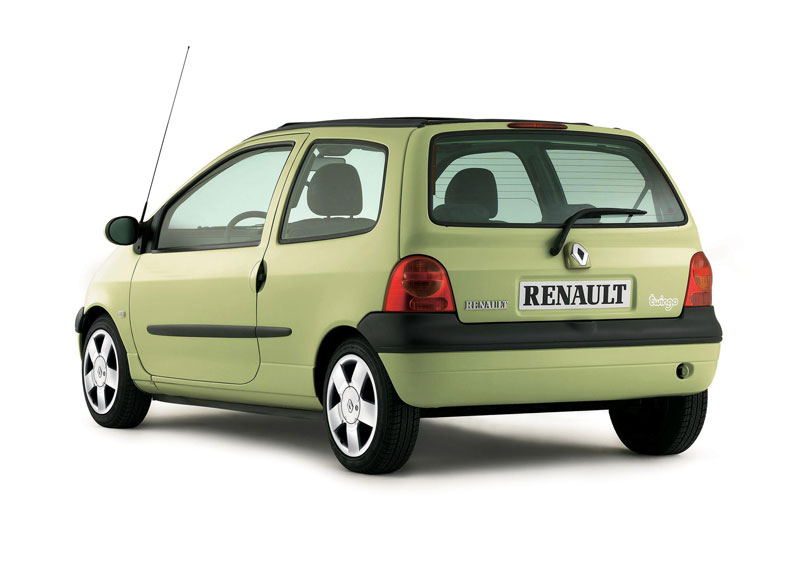 2004 Renault Twingo Hatchback 3-door