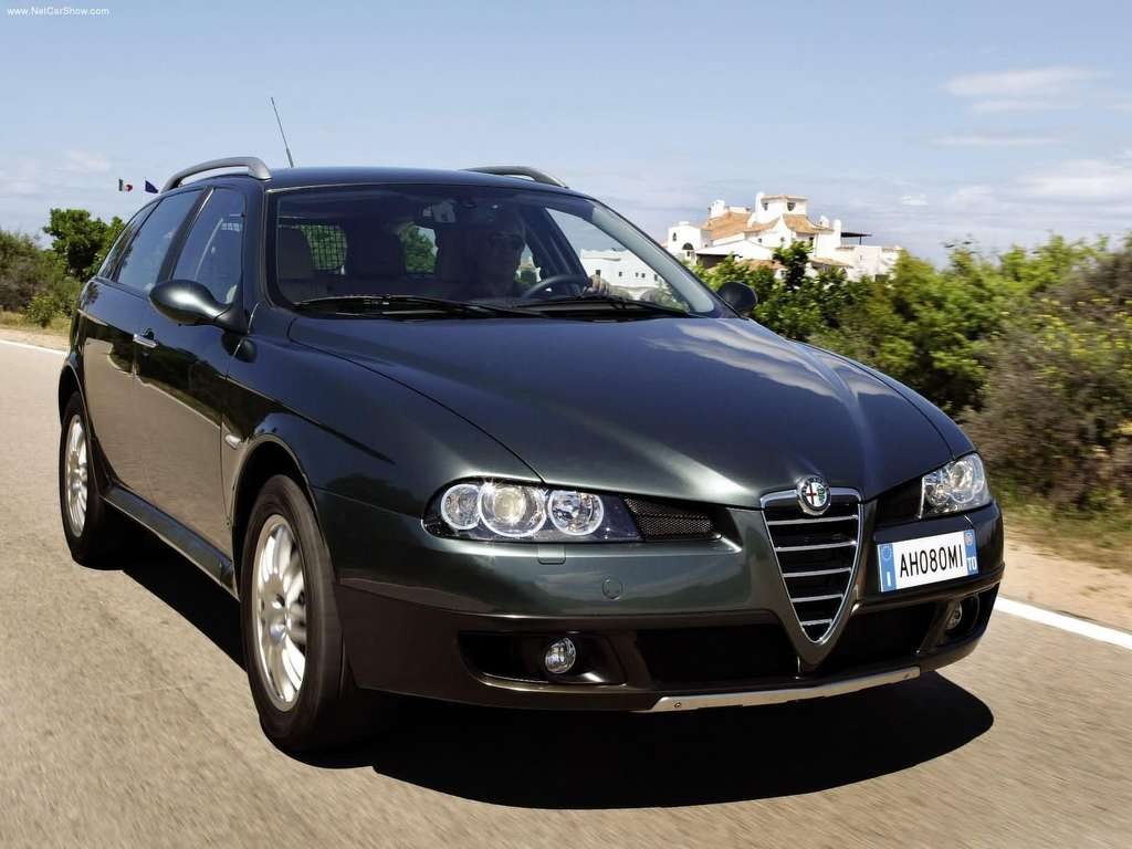 2005 Alfa Romeo Crosswagon Wagon 5-door