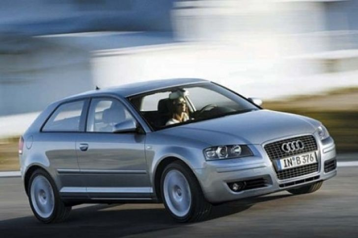 2005 Audi A3 Hatchback 3-door
