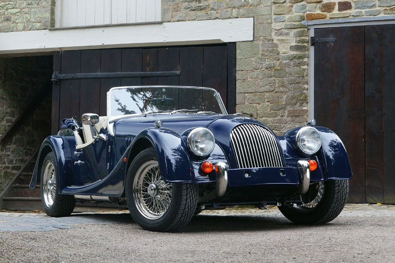 2005 Morgan Plus 4 Convertible 2-door