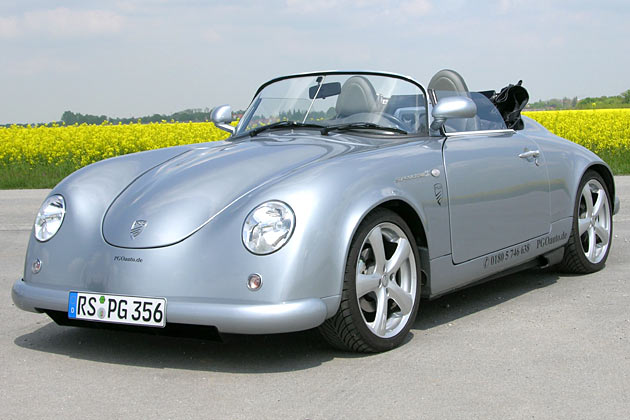 2005 PGO Speedster 2 Convertible 2-door
