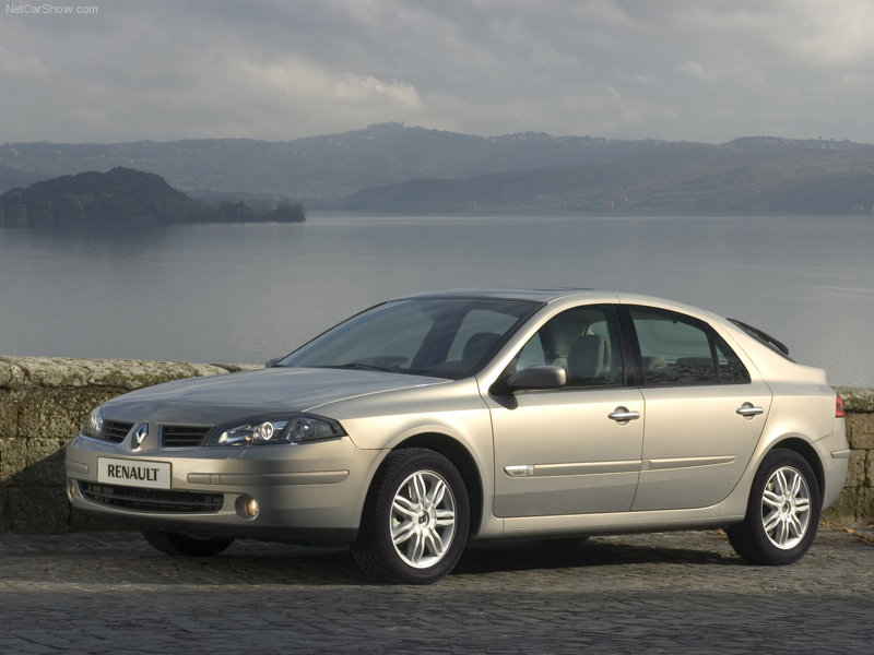 2005 Renault Laguna Hatchback 5-door