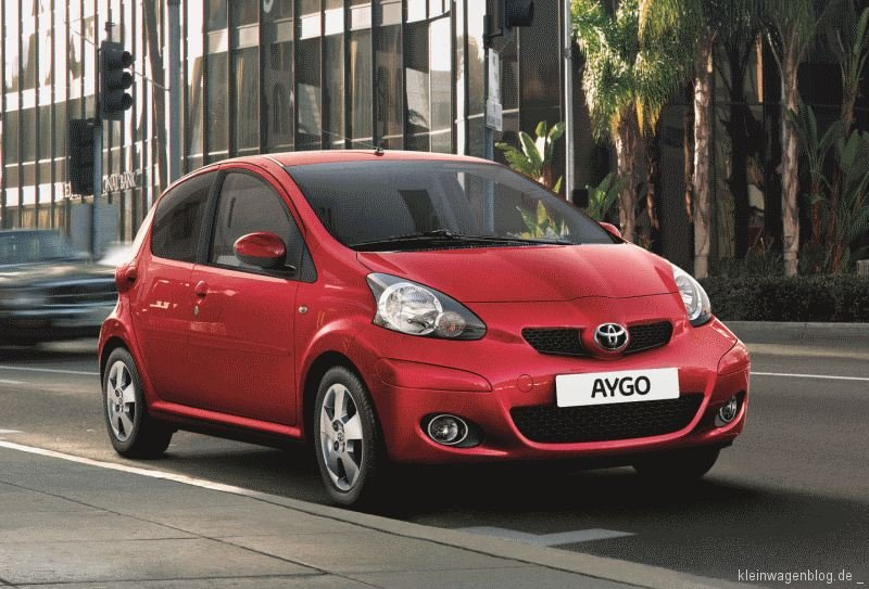 2005 Toyota Aygo Hatchback 3-door