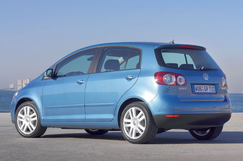 2005 Volkswagen Golf Plus Mpv 5-door