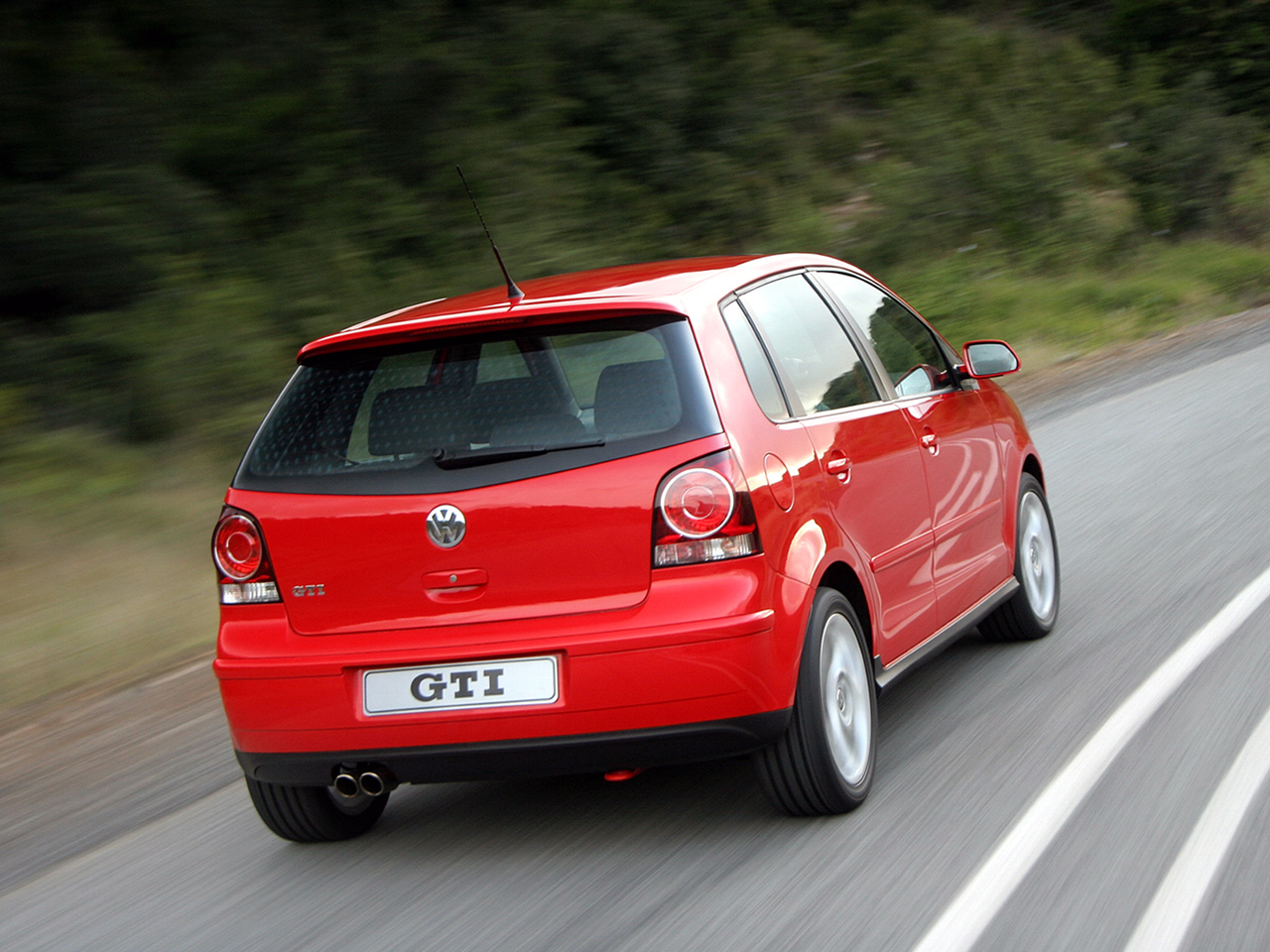 2005 Volkswagen Polo Hatchback 5-door