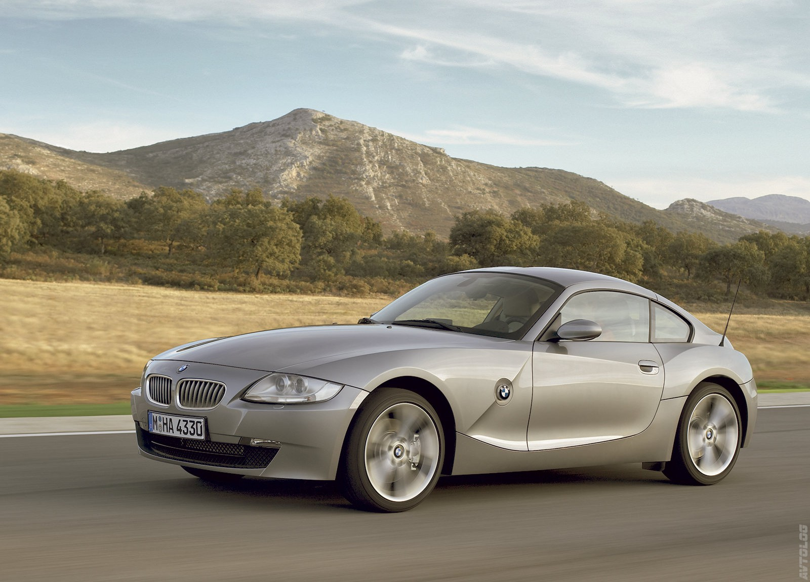 2006 BMW Z4 Coupe Coupe 3-door