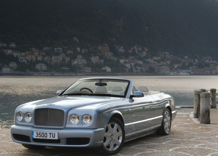 2006 Bentley Azure Coupe 2-door