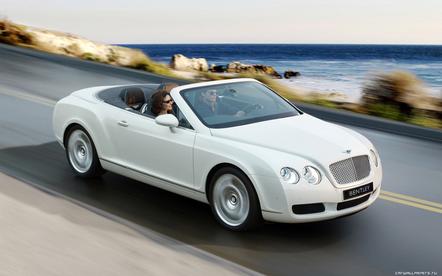 2006 Bentley Continental GTC Convertible 2-door