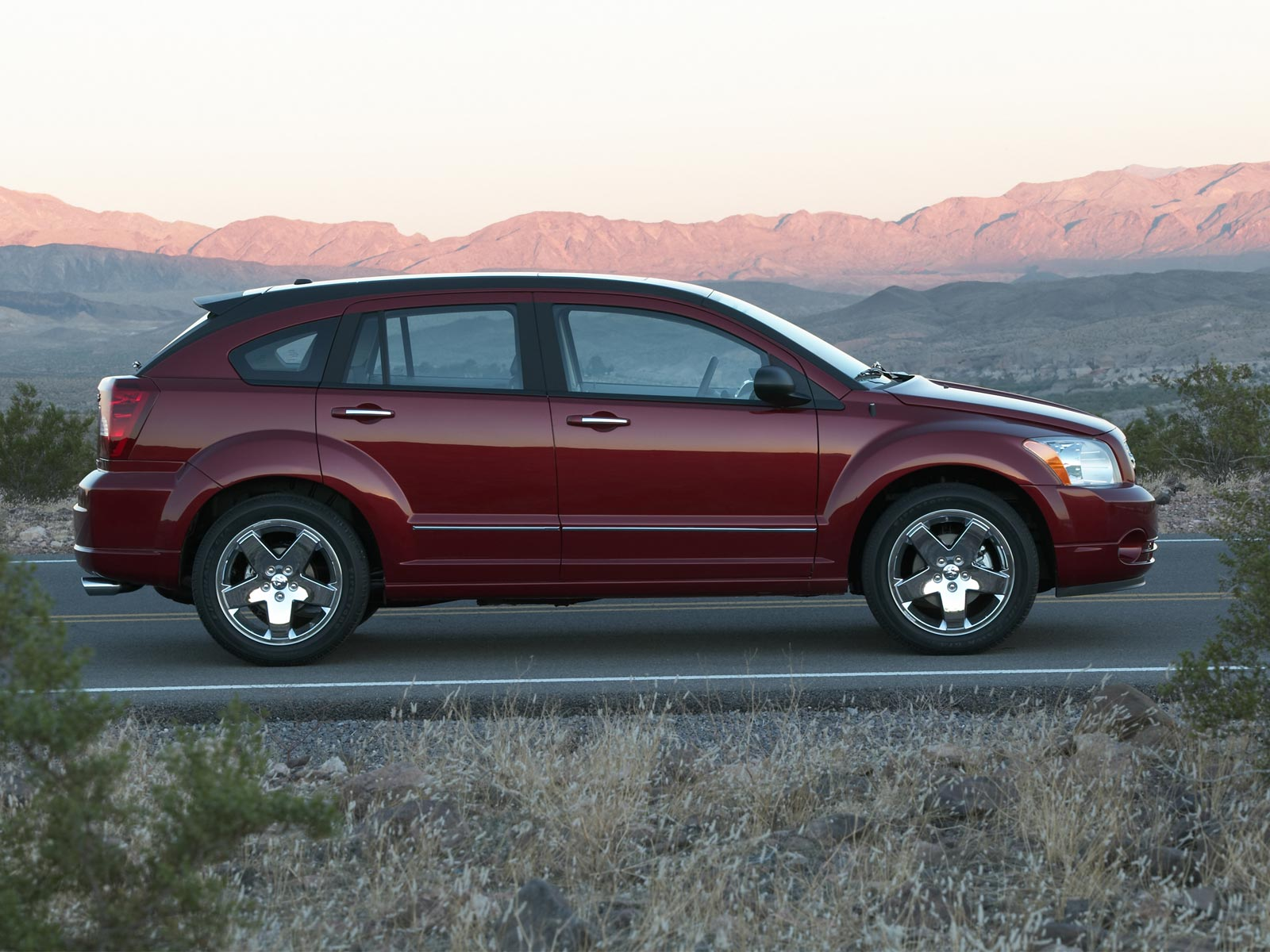 2006 Dodge Caliber Mpv 5-door