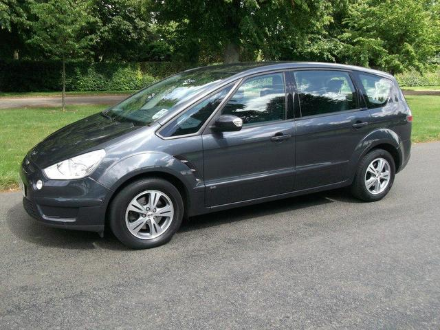 2006 Ford S-MAX Mpv 5-door