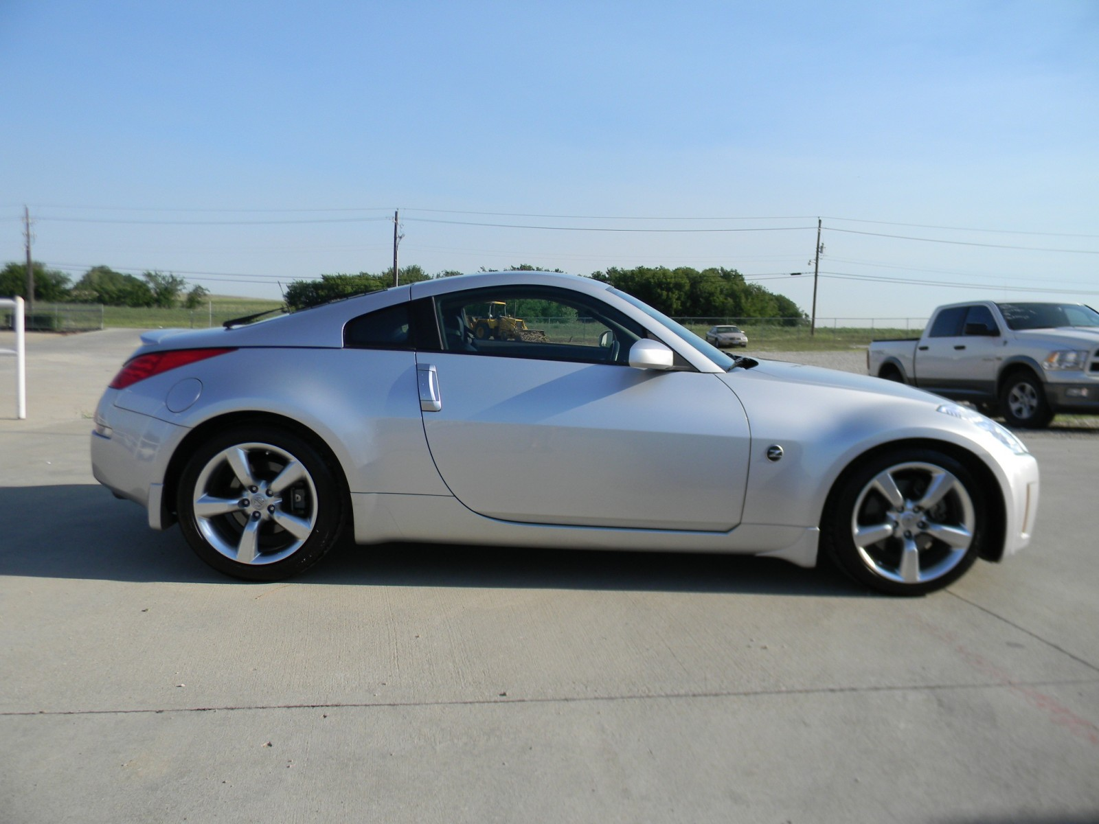 2006 Nissan 350Z Coupe Coupe 3-door
