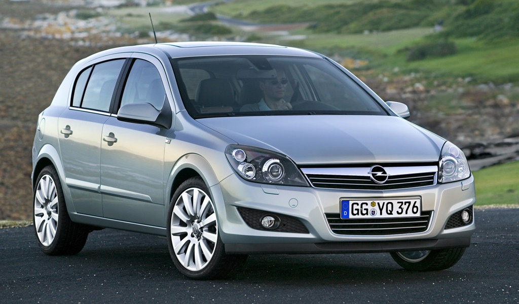 2006 Opel Astra Hatchback 4-door