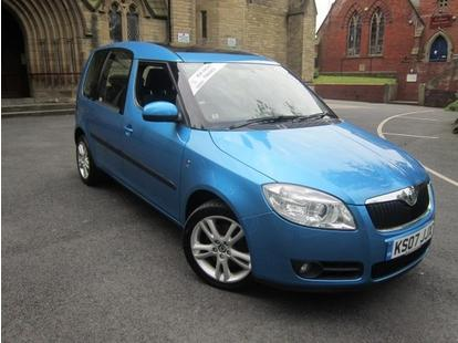 2006 Skoda Roomster Mpv 5-door