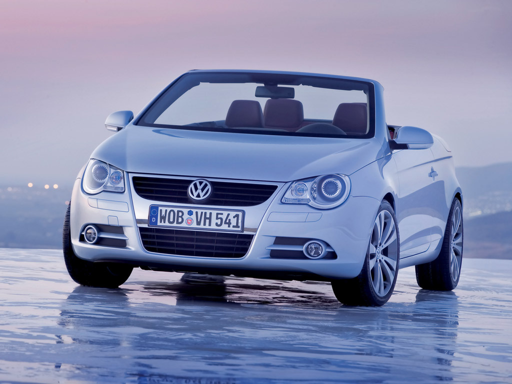 2006 Volkswagen Eos Convertible 2-door