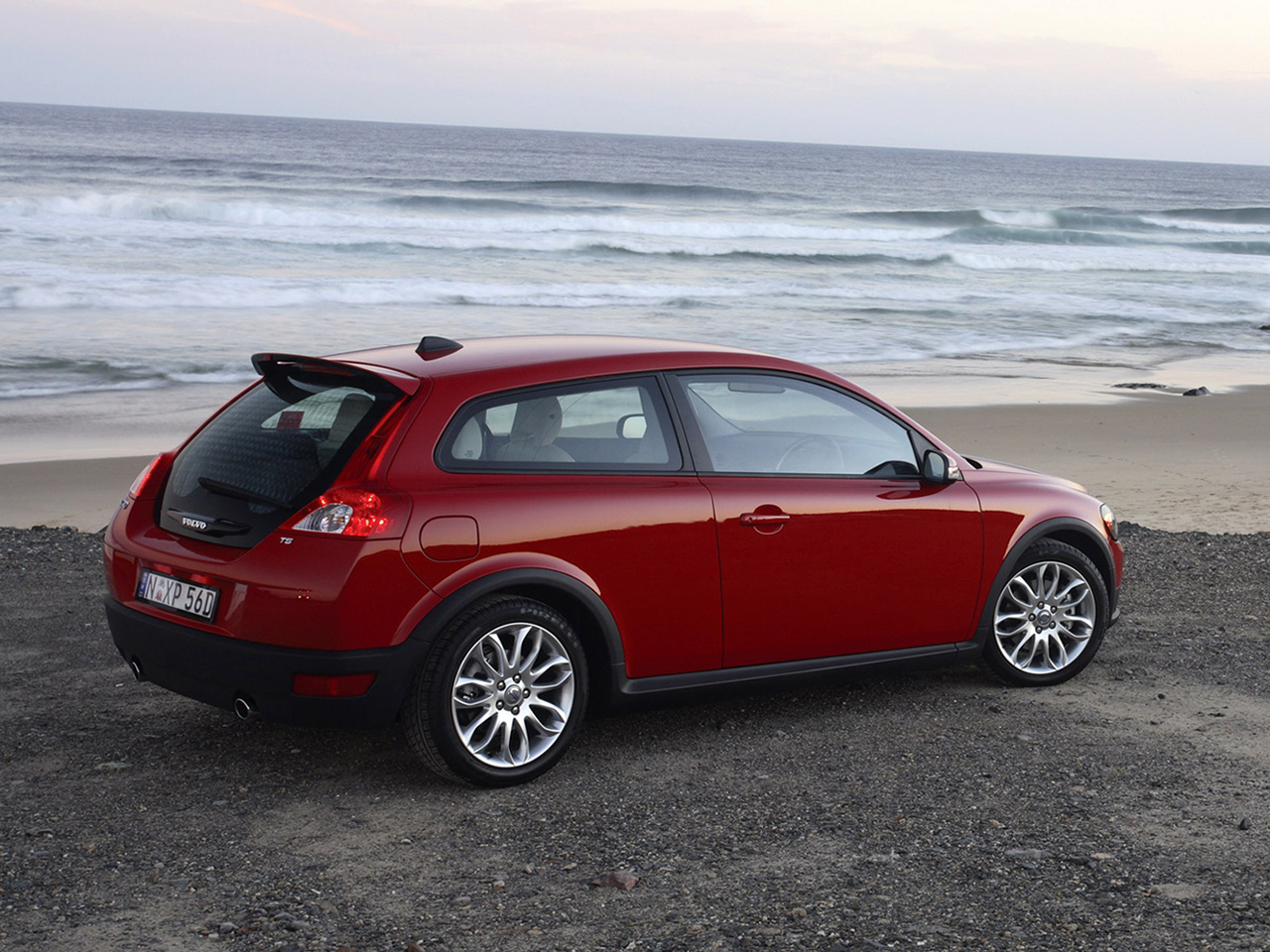 2006 Volvo C30 Coupe 3-door