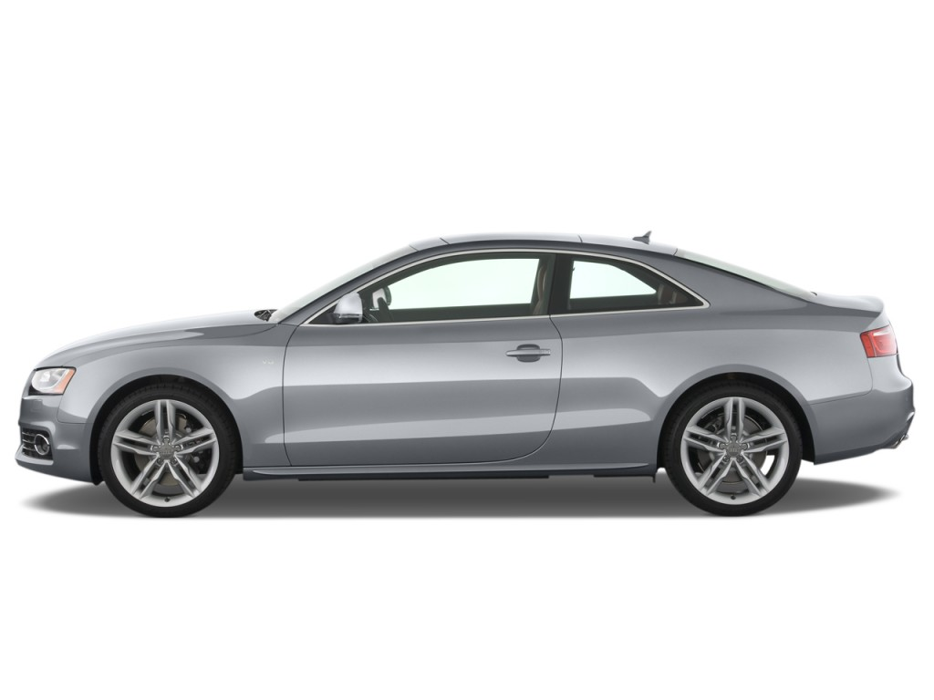 2007 Audi S5 Coupe Coupe 2-door