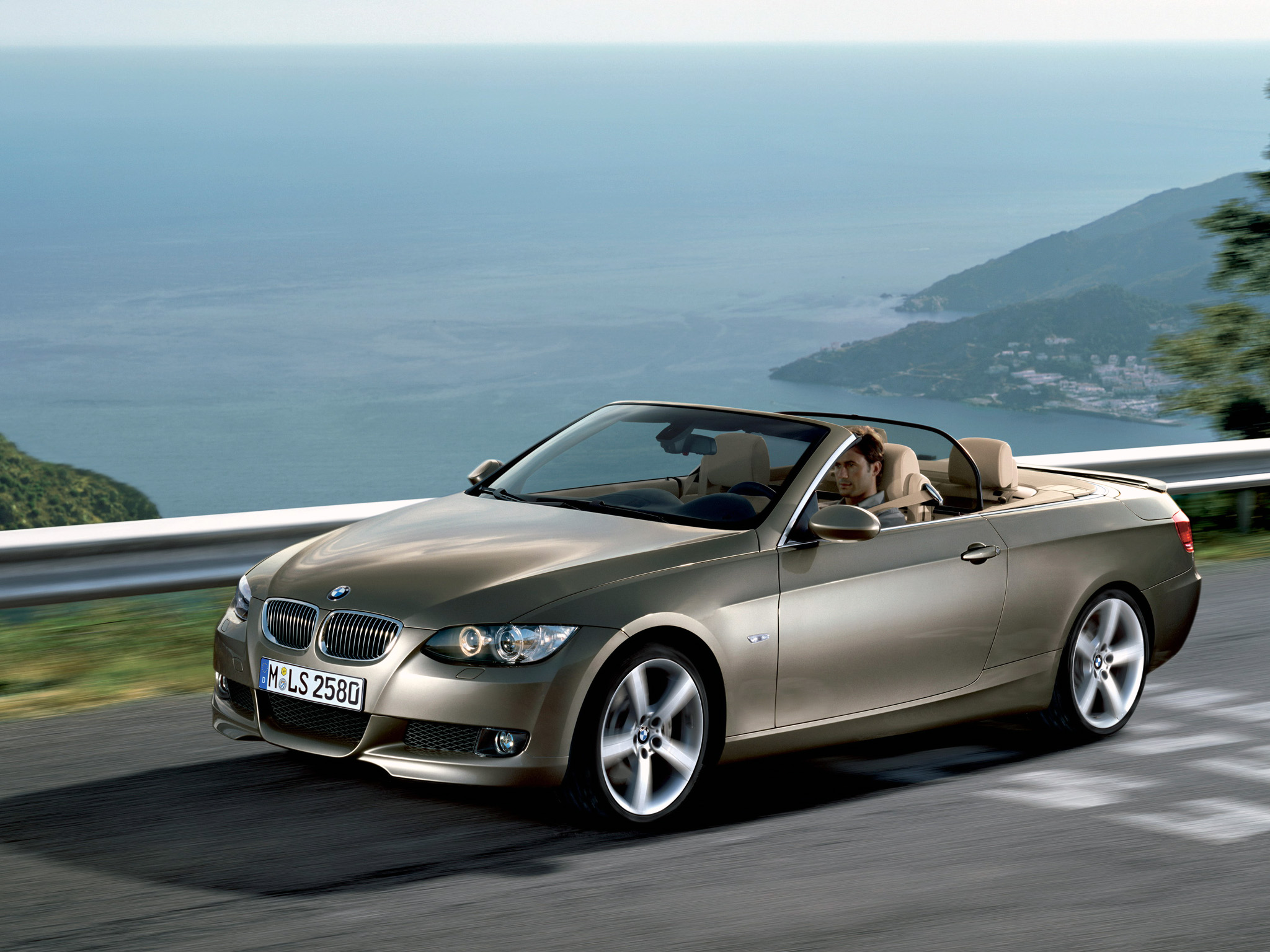 BMW 3 series cars specifications. Technical data.