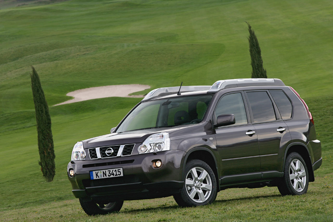 2007 Nissan X-Trail Suv 5-door