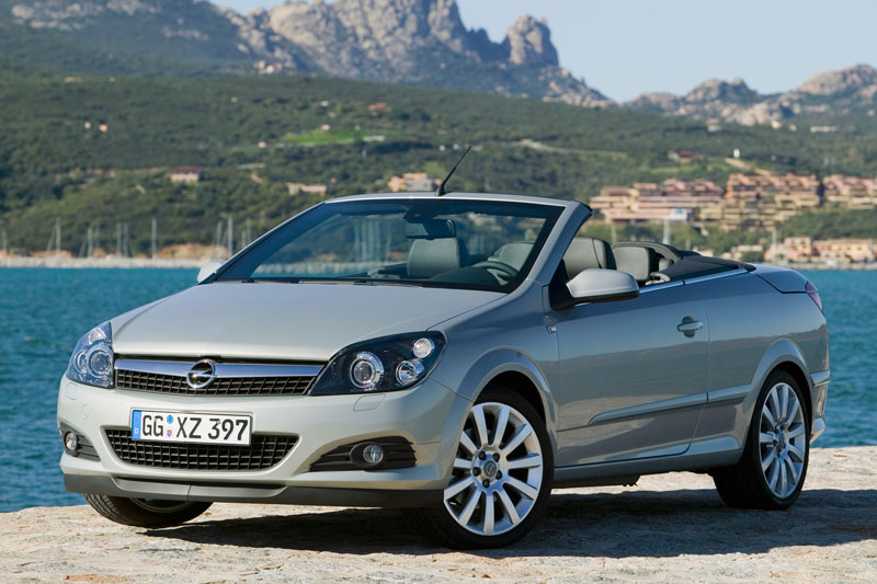 Opel Astra Cars Specifications Technical Data