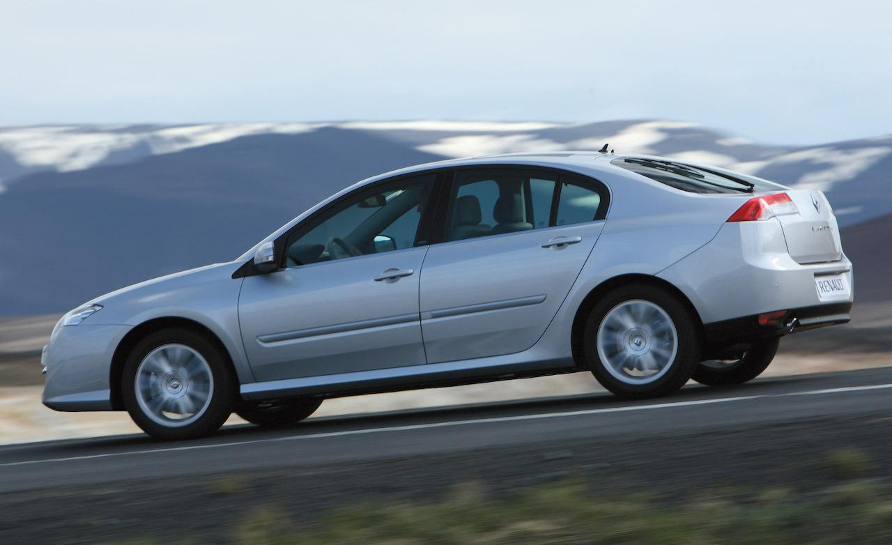 2007 Renault Laguna Hatchback 5-door