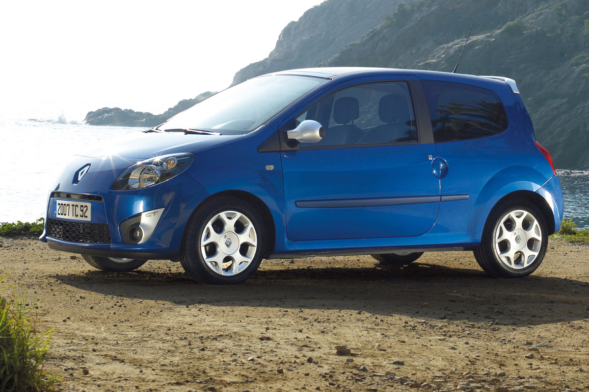 2007 Renault Twingo Hatchback 3-door