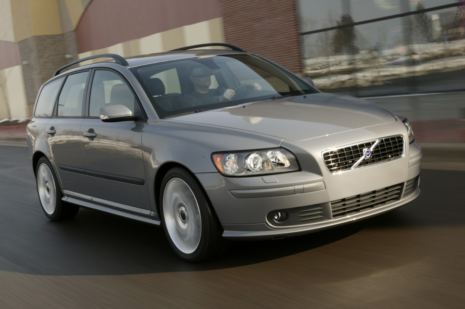 2007 Volvo V50 Wagon 5-door