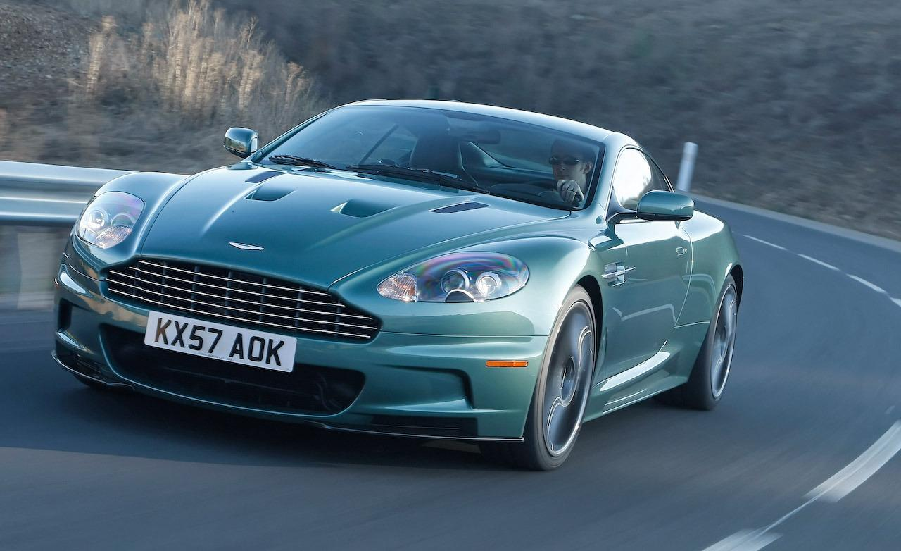 2008 Aston Martin DBS Coupe 2-door
