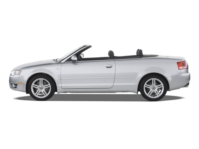 2008 Audi A3 Cabriolet Convertible 2-door
