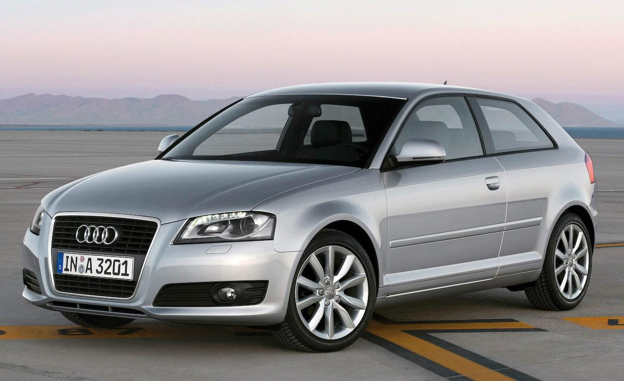 2008 Audi A3 Hatchback 3-door