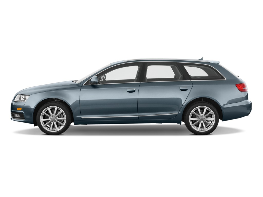 2008 Audi A6 Avant Wagon 5-door