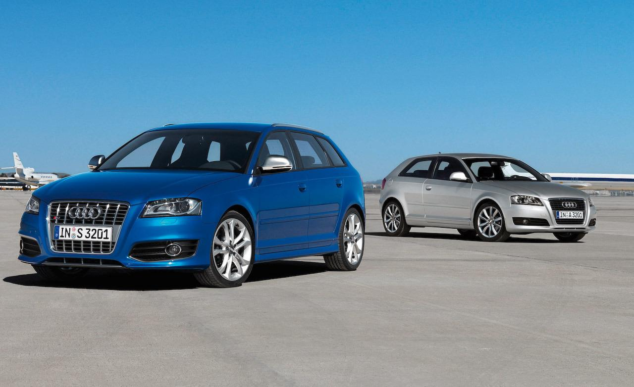 2008 Audi S3 Hatchback 3-door
