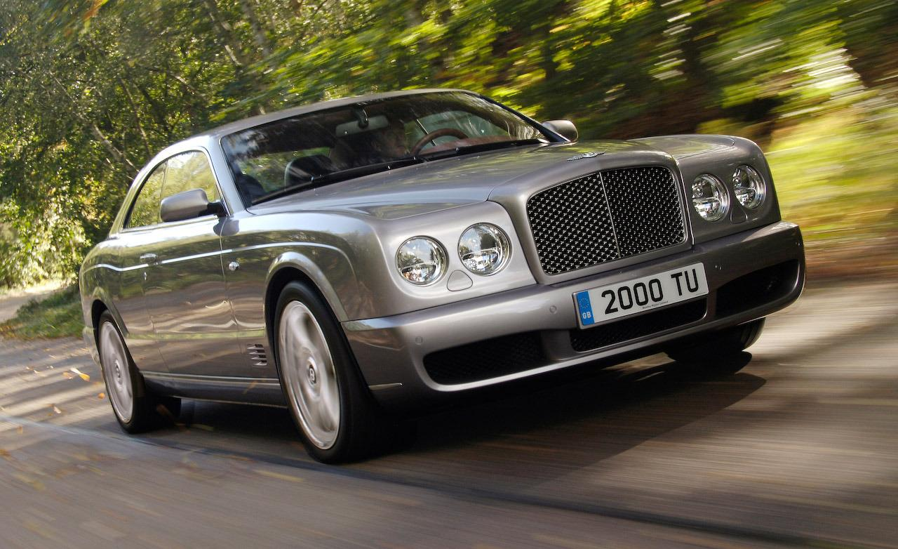 2008 Bentley Brooklands Coupe 2-door
