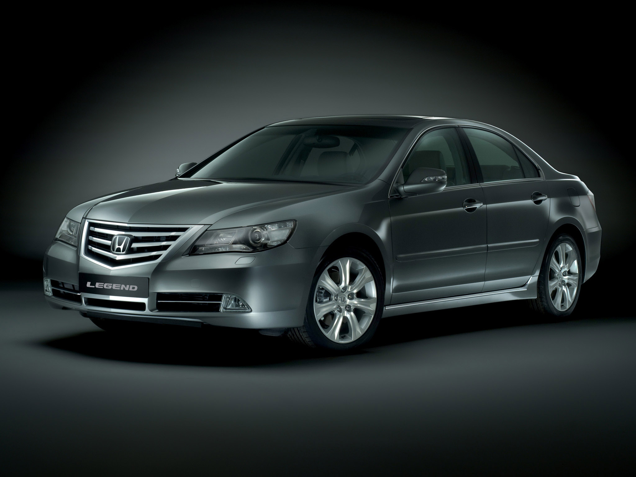 2008 Honda Legend Sedan 4-door