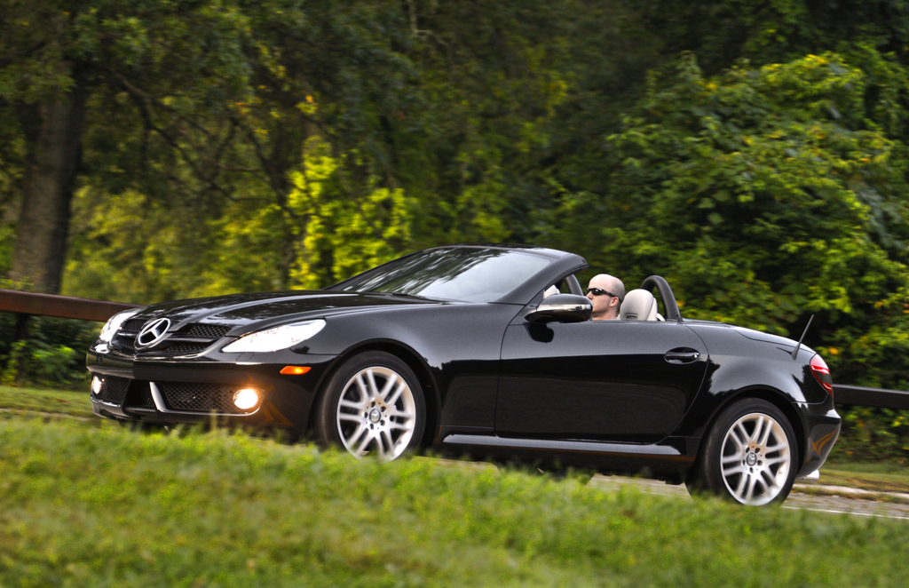 2008 Mercedes-Benz SLK-class Convertible 2-door