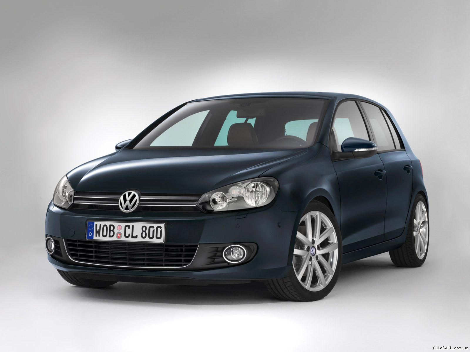 2008 Volkswagen Golf Hatchback 5-door