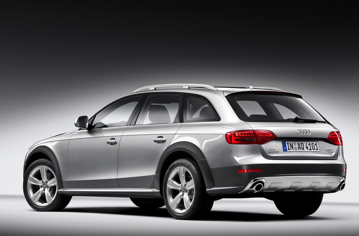 2009 Audi A4 Allroad Wagon 5-door