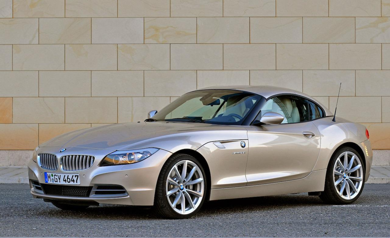 2009 BMW Z4 Roadster Convertible 2-door